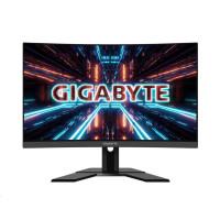 """Gigabyte MT LCD - 27"""" Gaming monitor G27QC A, 2560x1440 QHD, 250cd/m2, 1ms, 2xHDMI 2.0, 2xDP 1.2, curve, VA, 165Hz"""