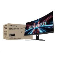 """GIGABYTE MT LCD - 27"""" Gaming monitor G27FC A, 1920x1080, 12:M1, 250cd/m2, 1ms, 2xHDMI, 1xDP, curve, VA 1500R"""