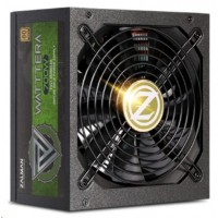 ZALMAN WATTTERA ZM700-EBTII - zdroj 700W 80+ Gold, 13,5cm fan, modular