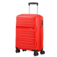 American Tourister Sunside SPINNER 68/25 EXP TSA Sunsed red