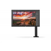 "LG MT IPS LCD LED 27"" 27UN880 - IPS panel, 3840x2160, 2xHDMI, DP, USB-C, repro, ergonomicky stojan"