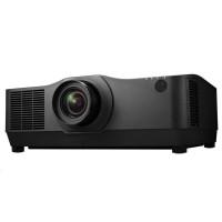 NEC Projektor LCD PA804UL (1920x1200,8200ANSI,3000000:1) 20000h lamp,D-SUB,DP, HDMI,LAN,Optional WLAN incl. NP41ZL lens