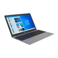 "UMAX NTB VisionBook 15WU - 15,6"" IPS FHD 1920x1080, i3-10110U@2,1 GHz, 4GB, 128SSD, Intel UHD, W10H S, šedá"