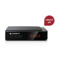 AB-COM SET TOP BOX CryptoBox 2T HD terestriálny/káblový prijímač