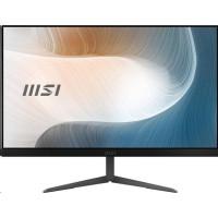 """MSI AIO Modern AM241 11M-012EU 23.8"""" IPS LED NT / 1920x1080 / i5-1135G7 / 8GB / 512GB SSD / Iris Xe Graphics / Win 10"""