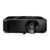 Optoma projektor DS320  (DLP, FULL 3D, SVGA, 3800 ANSI, 22 000:1, HDMI, VGA, Audio 3.5mm, repro 1x10W)