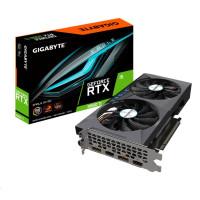 GIGABYTE VGA NVIDIA GeForce RTX 3060 Ti EAGLE OC 8G Rev. 2.0 LHR, RTX 3060 Ti, 8GB GDDR6, 2xDP, 2xHDMI