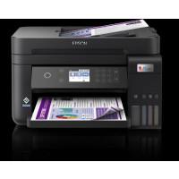 EPSON tiskárna ink EcoTank L6270, 3v1, A4, 1200x4800dpi, 33ppm, USB, Wi-Fi, LAN