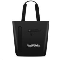 Naturehike vodotěsná taška přes rameno 30l 560g - černá