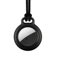 RhinoTech uzamykatelné pouzdro s poutkem pro Apple AirTag černá