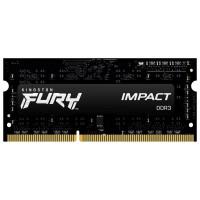 KINGSTON FURY Impact 8GB 1600MHz DDR3LCL9SODIMM(Kit of 2) 1.35V