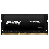 KINGSTON FURY Impact 8GB 1600MHz DDR3LCL9SODIMM1.35V