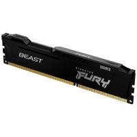 KINGSTON FURYBeast 4GB 1600MHz DDR3 CL10 DIMMBlack