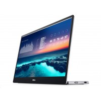 Dell 14 Portable Monitor - C1422H/LED/1920x1080/60Hz/6ms/16:09/USB-C/3YBaseAdvEx