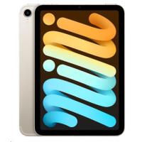 APPLE iPad mini (6. gen.) Wi-Fi + Cellular 256GB - Starlight