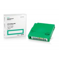 HPE LTO-9 Ultrium 45TB RW Non Custom Labeled Library Pack 20 Data Cartridges with Cases