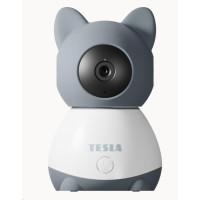 Tesla Smart Camera 360 Baby Gray