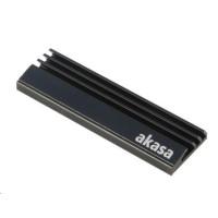AKASA chladič M.2 SSD, pasivní, 2ks v balení
