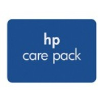 HP CPe - Carepack 4 Year Pickup & Return, CPU only, ntb with 1Y Standard Warranty