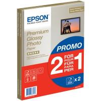 EPSON Paper A4 Premium Glossy Photo 255g/m2 (2x15 sheet) 2 za cenu 1