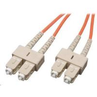 Duplexní patch kabel MM 62,5/125 OM1, SC-SC, 5m