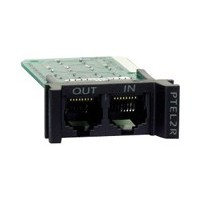 APC Surge Module for Analog Phone Line, Replaceable, 1U, use with PRM4 or PRM24 Rackmount Chassis