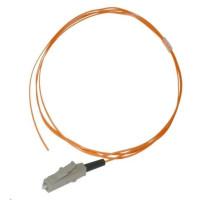 Pigtail 62,5/125, konektor LC, 1m