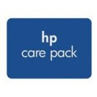 HP CPe - Carepack 5 Year Travel NBD Onsite/Disk Retention NB , ntb with  1Y Standard Warranty