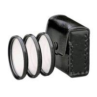 Doerr Set Makro předsádkových čoček - 62 mm