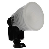 Doerr SOFT DIFFUSOR PRO 3 - 58x37mm - pro Nikon SB26/27/28, Sony F56AM, DAF45