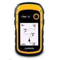 Garmin GPS turistická navigace eTrex 10