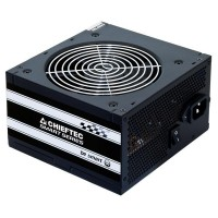 CHIEFTEC zdroj Smart Series, GPS-500A8, 500W, Active PFC, retail