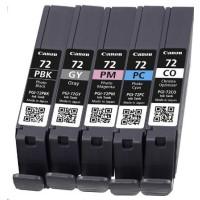 Canon BJ CARTRIDGE PGI-72 PBK/GY/PM/PC/CO Multi Pack