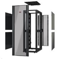 APC NetShelter SX 48U 600mm Wide x 1200mm Deep Enclosure Without Doors, Black