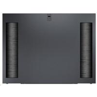 APC NetShelter SX 42U 1200 Split Feed Through Side Panels Black }Qty 2)