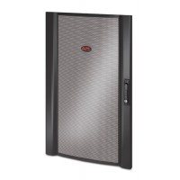 APC NetShelter SX Colocation 20U 600mm Wide Perforated Curved Door Black