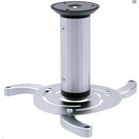 CONNECT IT Stropní držák projektoru P3 8/17cm, naklápěcí (±15°/180°, max. 10kg)