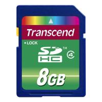 TRANSCEND SDHC Class 4 8GB