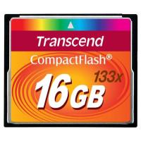 TRANSCEND Compact Flash Card (133x) 16GB