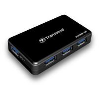 TRANSCEND HUB3K, USB 3.0 4-port HUB