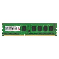 DIMM DDR3 2GB 1333MHz TRANSCEND JetRam™, 256Mx8 CL9