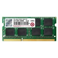 SODIMM DDR3 8GB 1600MHz TRANSCEND JetRam™, 512Mx8 CL11, retail