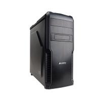 case Zalman miditower Z3, mATX/ATX, bez zdroje, USB3.0, černá