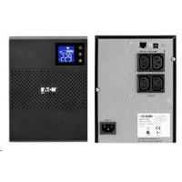 Eaton 5SC 500i, UPS 500VA, 4 zásuvky IEC, LCD