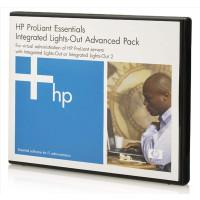 HP iLO Advanced + 1yr 24x7 Techn Support + Updates Electr License
