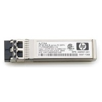 HP Optical Transceiver (FC SFP+s) 8Gb Short Wave B-Series 1 Pack for