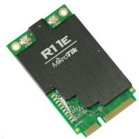 MikroTik R11e-2HnD, mini-PCIe karta, 802.11b/g/n, U.FL