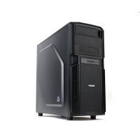 case Zalman miditower Z1, mATX/ATX, bez zdroje, USB3.0, černá
