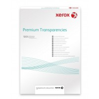 Xerox Papír Transparentní fólie - Transparency 100m A4 Plain - Mono (100 listů, A4)