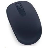 Microsoft myš Wireless Mobile Mouse 1850 Win 7/8 WOOL BLUE